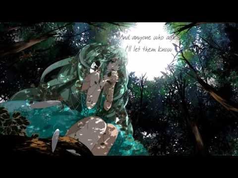 Nightcore - Telling the World