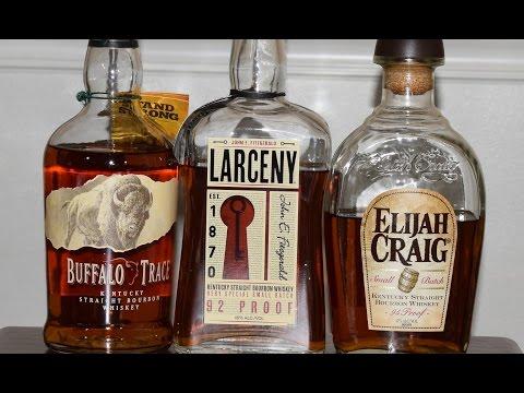 Cheap Bourbon Challenge I