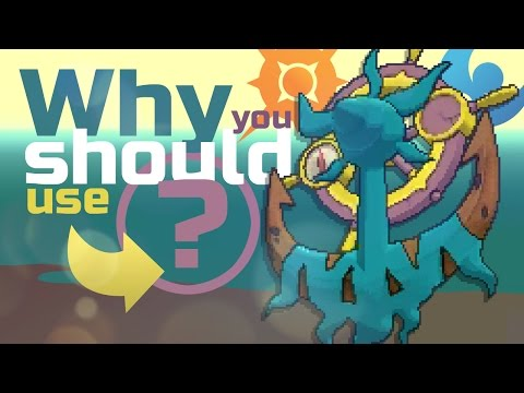 Why You Should Use Dhelmise In Pokemon Sun and Moon! (ft. foofootoo)