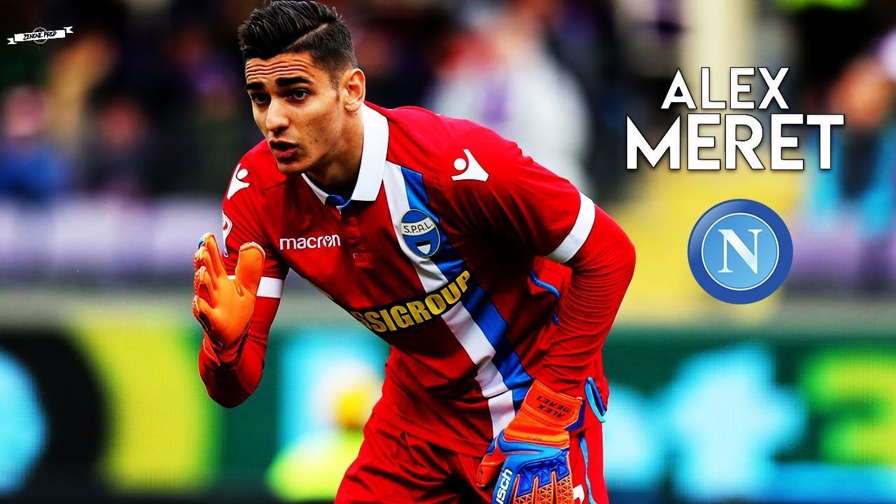 Alex Meret - Welcome to Napoli | Crazy Saves & Reflexes - 2018 HD - YouTube