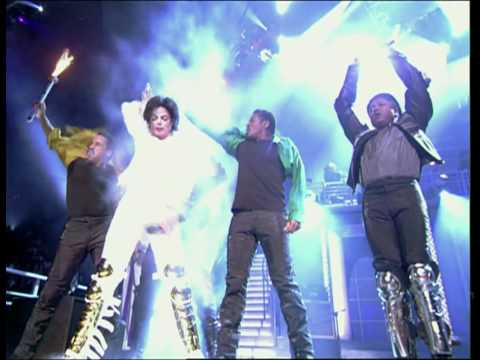 Michael Jackson 30th Anniversary Concert Celebration DVD HD The Last Time Can You Feel It
