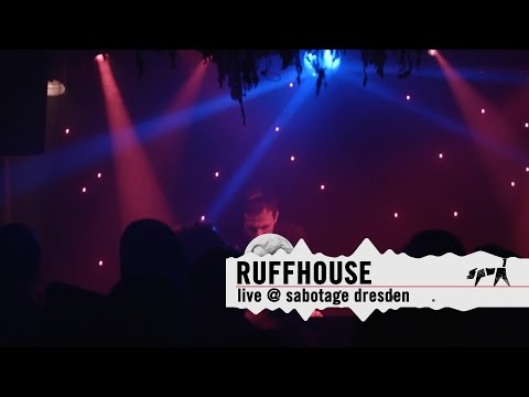 Ruffhouse live @ Sabotage Dresden 2015