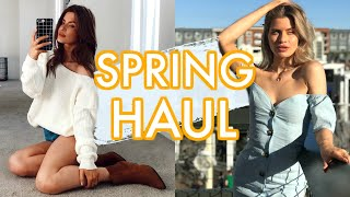 THE BIGGEST SPRING TRY ON HAUL - BOOHOO 2019!