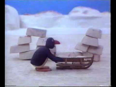 Pingu Construye Un Iglú