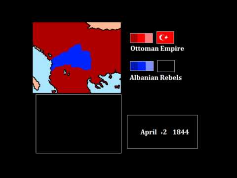 The Great Albanian Revolt (1843 -1844) - Everyday