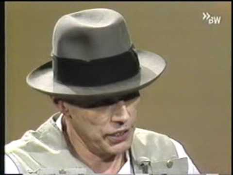 Joseph Beuys - Interview (1980). 1/5