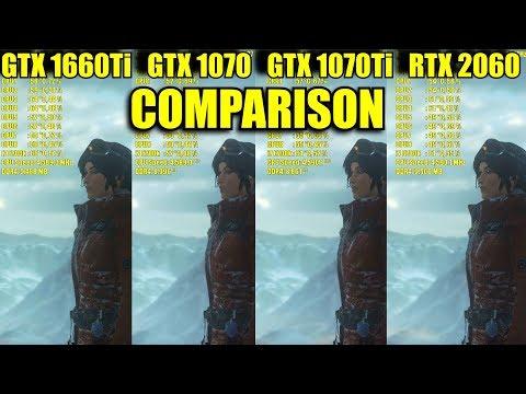 rtx 2070 vs 1070 ti 1080p