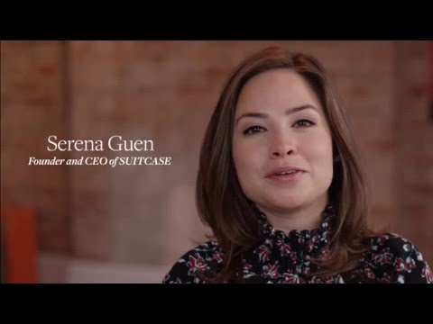 Viber + SUITCASE: SERENA GUEN introduces Inside New York