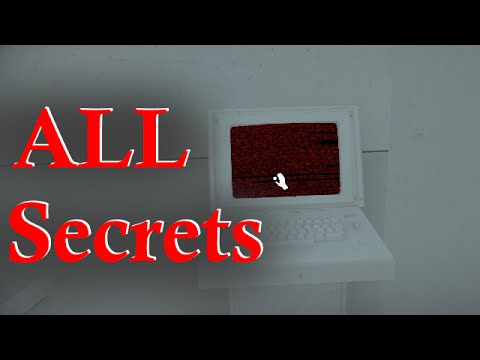 All secrets [SUPERHOT]