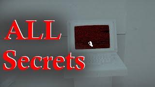 All secrets [SUPERHOT]