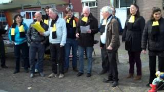 Leve de Volksopera: Het koor in Ondiep! Het kampioenslied - Funiculi Funicula, Denza