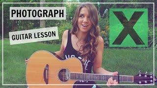 ed-sheeran---photograph-guitar-tutorial-lesson-how-to-play