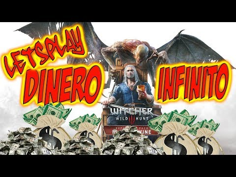THE WITCHER 3 The wild hunt |TRUCO | DINERO INFNITO|Letsplay