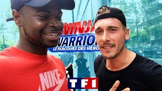 PrÊt pour ninja warrior - juniortv