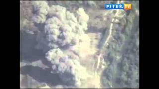 Российская авиация в Сирии уничтожила лагерь подготовки шахидов