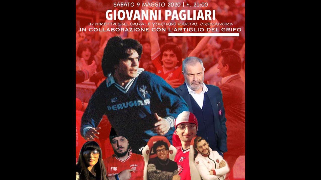 ARTIGLIO DEL GRIFO INTERVIEWS: Giovanni Pagliari ...