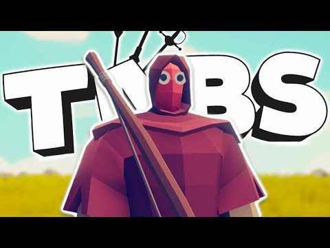 TINY HEAD MODE | Totally Accurate Battle Simulator #8