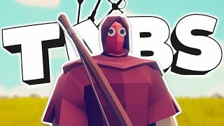 WHAT HAPPENED TO ROGER'S HEAD? | Totally Accurate Battle Simulator #8