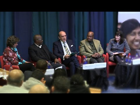 GIBS Panel Discussion - Shifting Towards Long-Term Visions