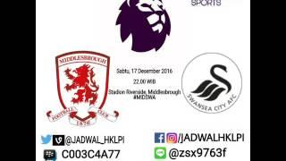 Jadwal Pertandingan LIVE Liga Primer Inggris Pekan 17 Di MNCTV, RCTI Dan BeIN SPORTS Indonesia
