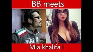 BB ki vine meets Mia Khalifa