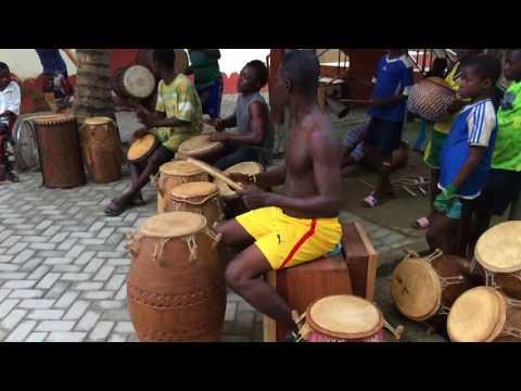 Nkabom Children's Cultural Troupe, Okurase Ghana