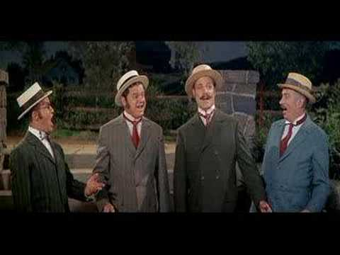 Buffalo Bills from 'The Music Man' - 1962