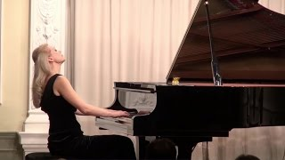Ekaterina Kitáeva - Chopin, Walzer Op. 69 Nr. 1 As-Dur