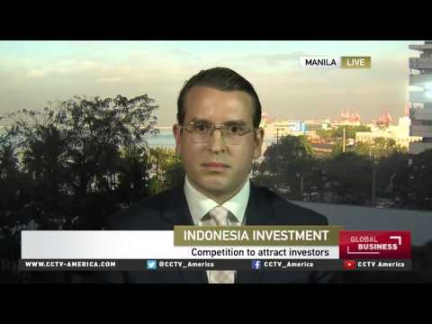 China is investing in Indonesia in a big way