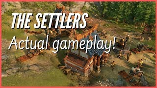 The Settlers - 2019 Gameplay | Strategy | PC