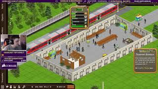 Jak zarządzać Dworcem Kolejowym? - Train Station Simulator / 20.08.2018 (#2)