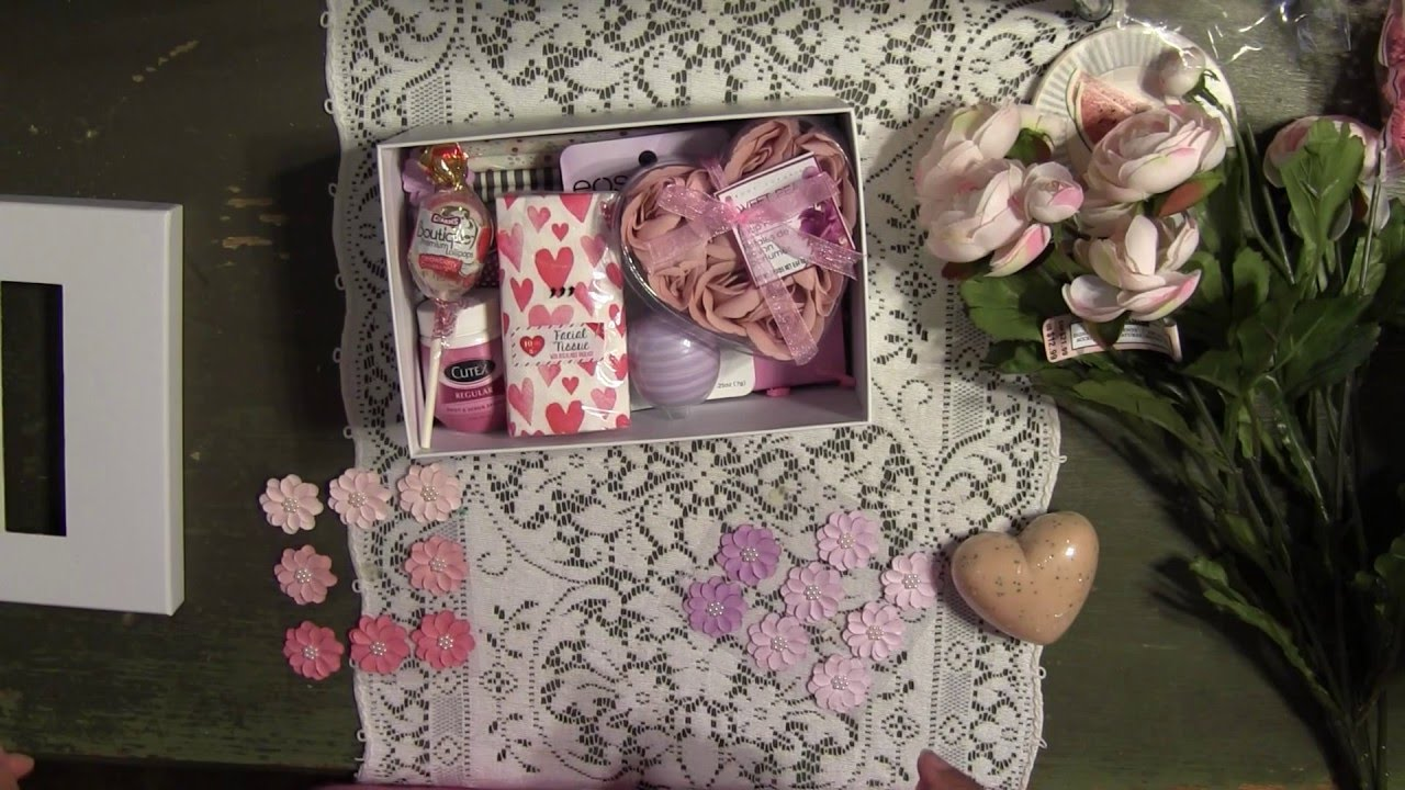 Diy Wedding Gift Box: DIY Bridesmaid Gift Box Idea