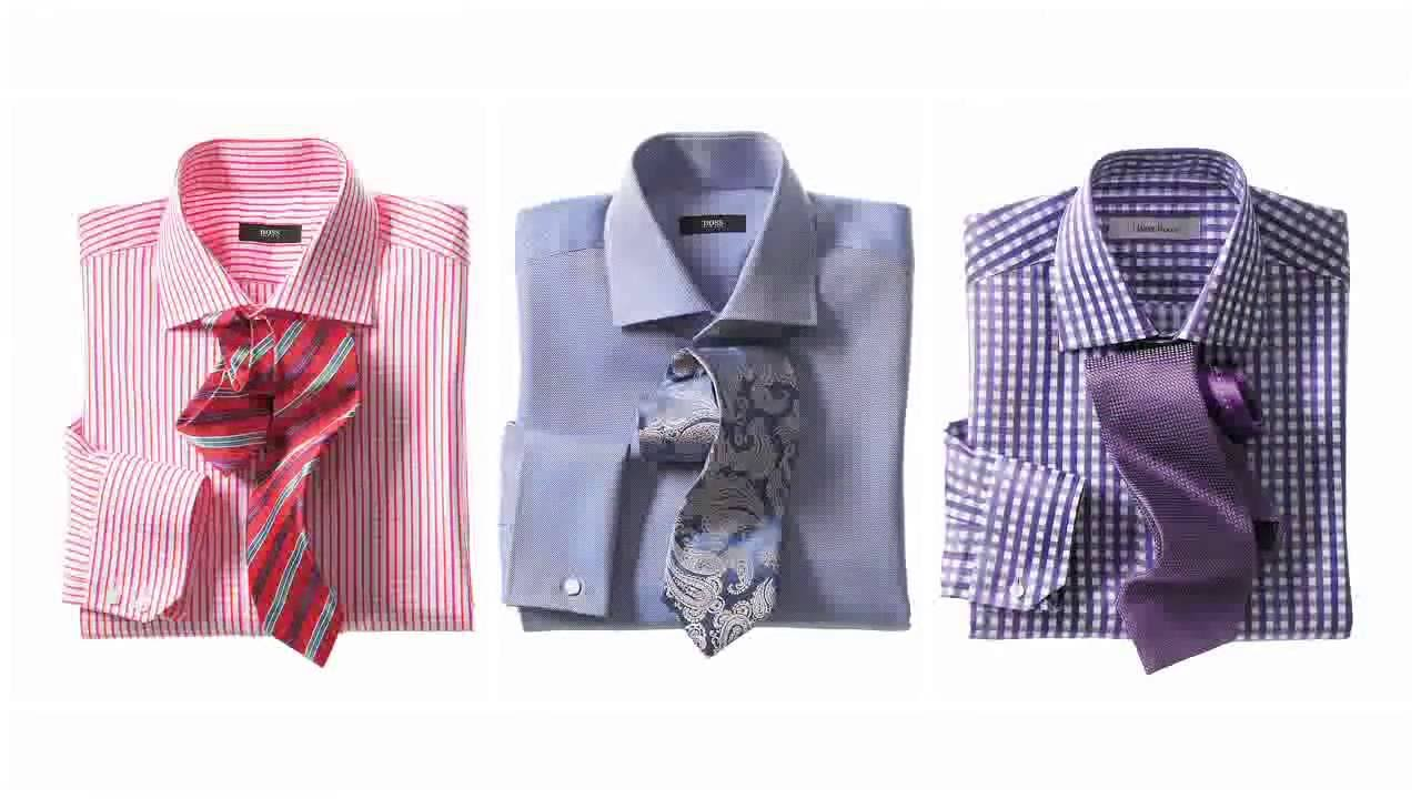 How to mix match your shirt and tie youtube for How to match shirt and tie