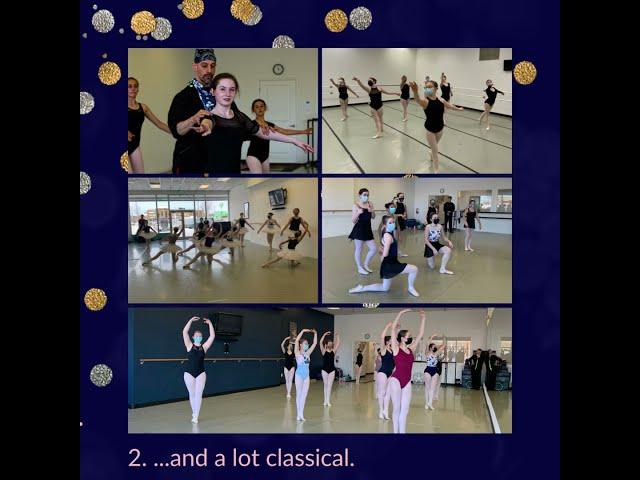 10 Reasons to Dance at ACBA!