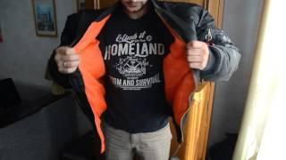 Знаменитая куртка Американских летчиков Обзор