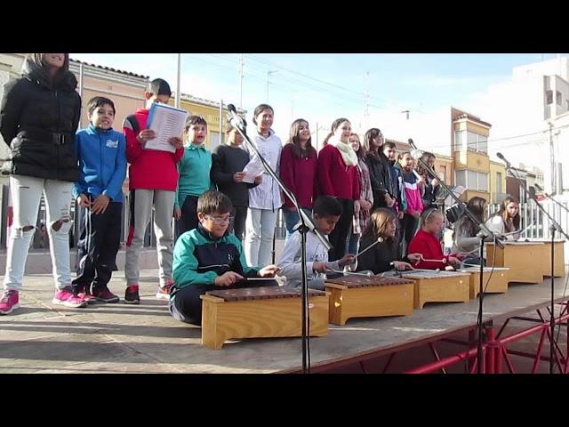 Festival Nadal 2017-18 - 6é Primària - Els Tres Reis