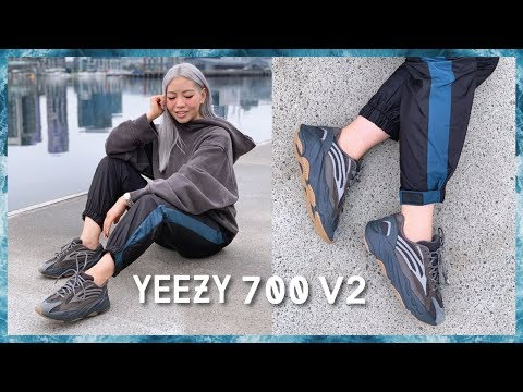 YEEZY 700 V2 GEODE REVIEW + ON FEET
