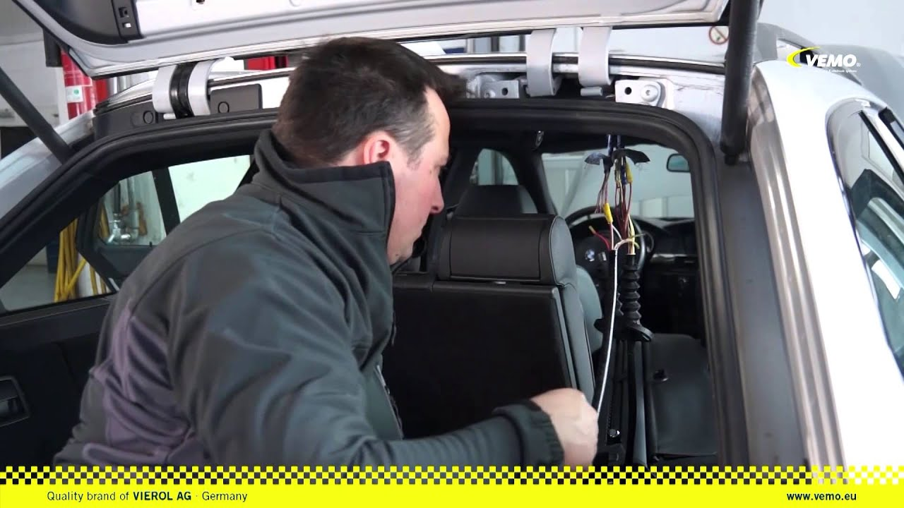 Vemo Kabelbaum Reparaturstze Youtube Bmw Wiring Harness Repair Kit