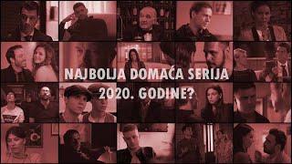 Najbolja domaća serija 2020. godine? | TVINEMANIA