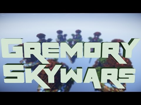 GremorySkywars [Team e Solo Games] Review e Tutorial