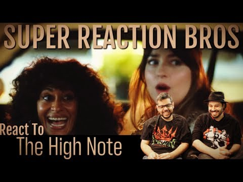 SRB Reacts to The High Note | Official Trailer