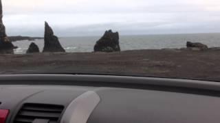Coast of Iceland by Eldey