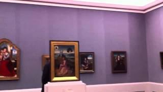 ベルリンの美術館