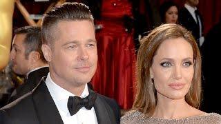 Angelina Jolie and Brad Pitt Strike Temporary Custody Deal