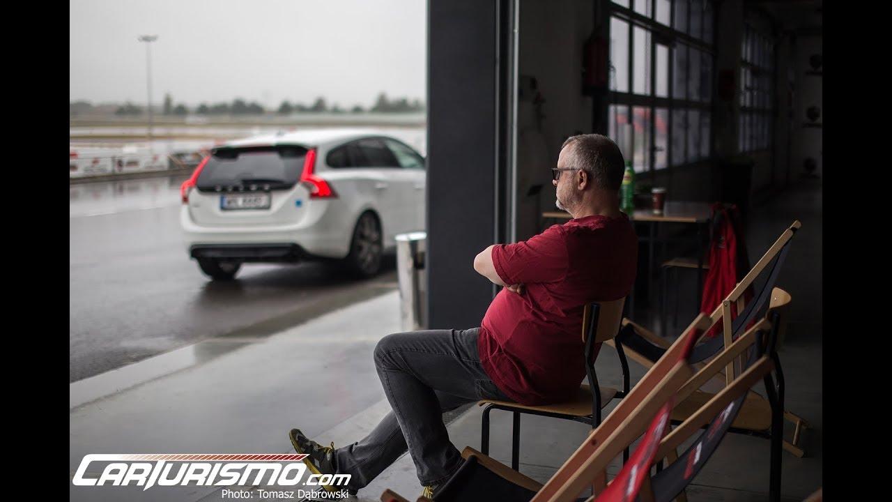 Volvo V60 T6 Polestar test PL Pertyn ględzi