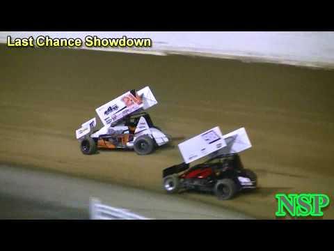 September 5, 2015 World of Outlaws Trophy Dash & Last Chance Showdown Skagit Speedway