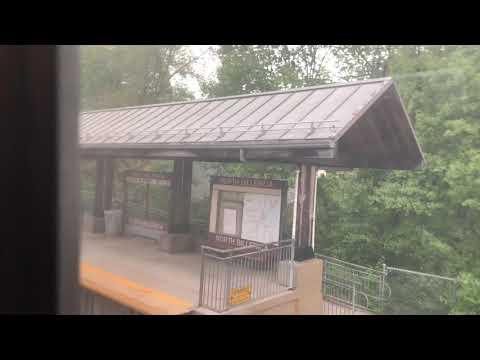 Train Trip! A Ride on MBTA Lowell Line Commuter Rail from Lowell to Boston
