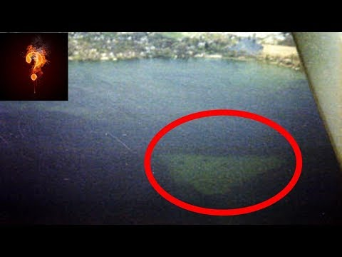 Ancient  Pyramid Found In Wisconsin Lake?