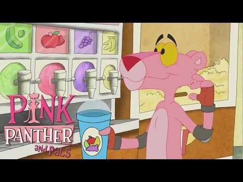 Frosted Pink | Pink Panther and Pals