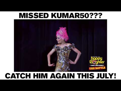 Missed Kumar50??? Catch Him Again This July!